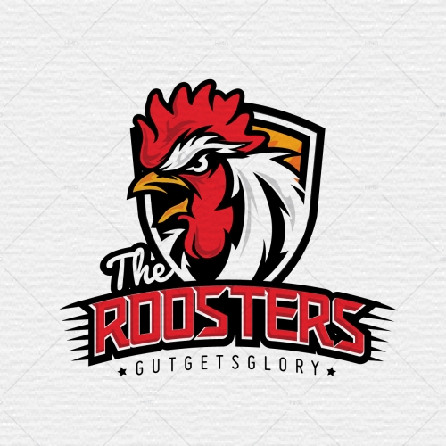 The Rooster Logo Design